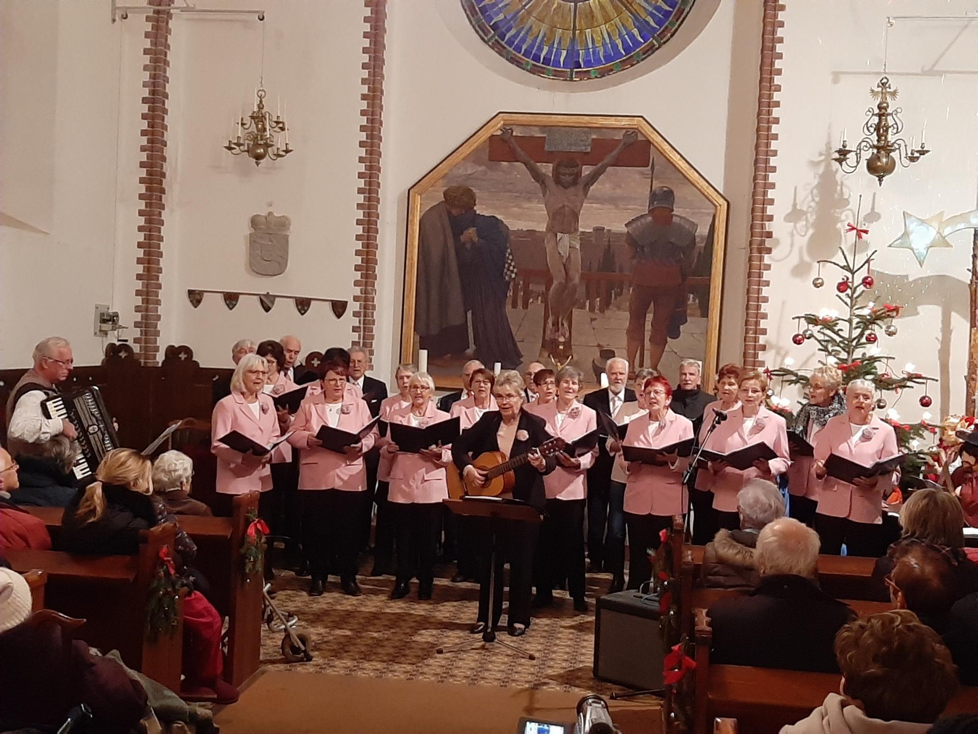 Weihnachtskonzert 2019 Liebenberg