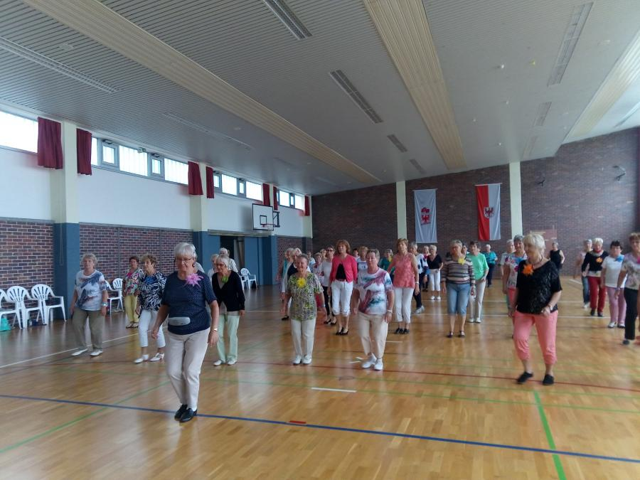 Tanztraining in Lindow