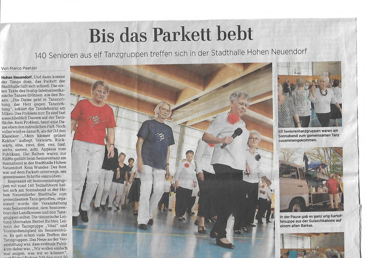 Artikel Märkische Allgemeine