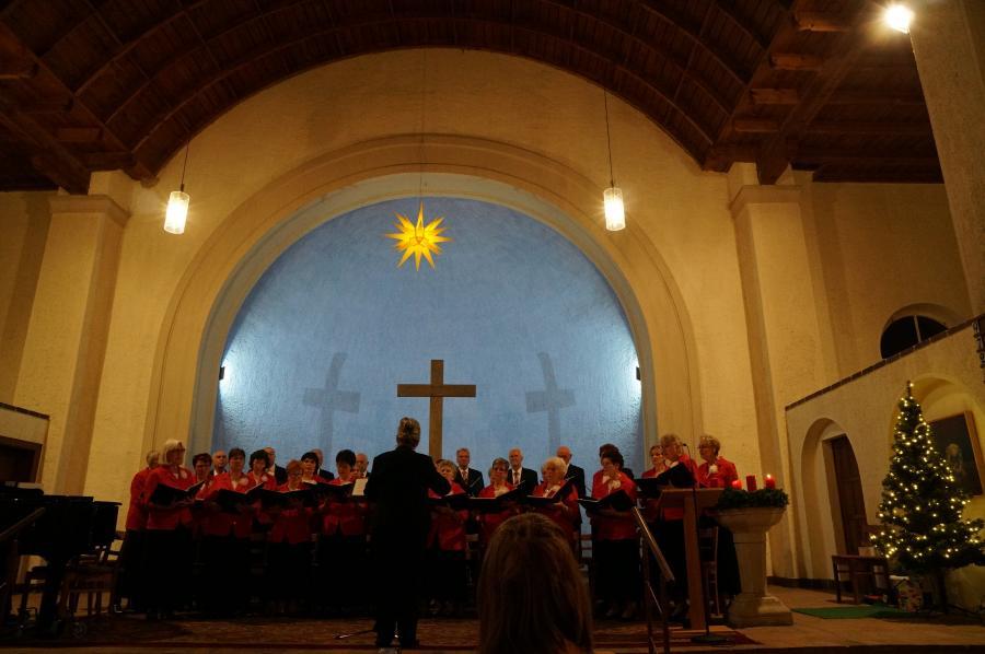 Weihnachtskonzert 2018, St Nicolai Kirche in Oranienburg