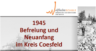 1945 Befreiung und Neuanfang
