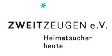 Logo - Zweitzeugen