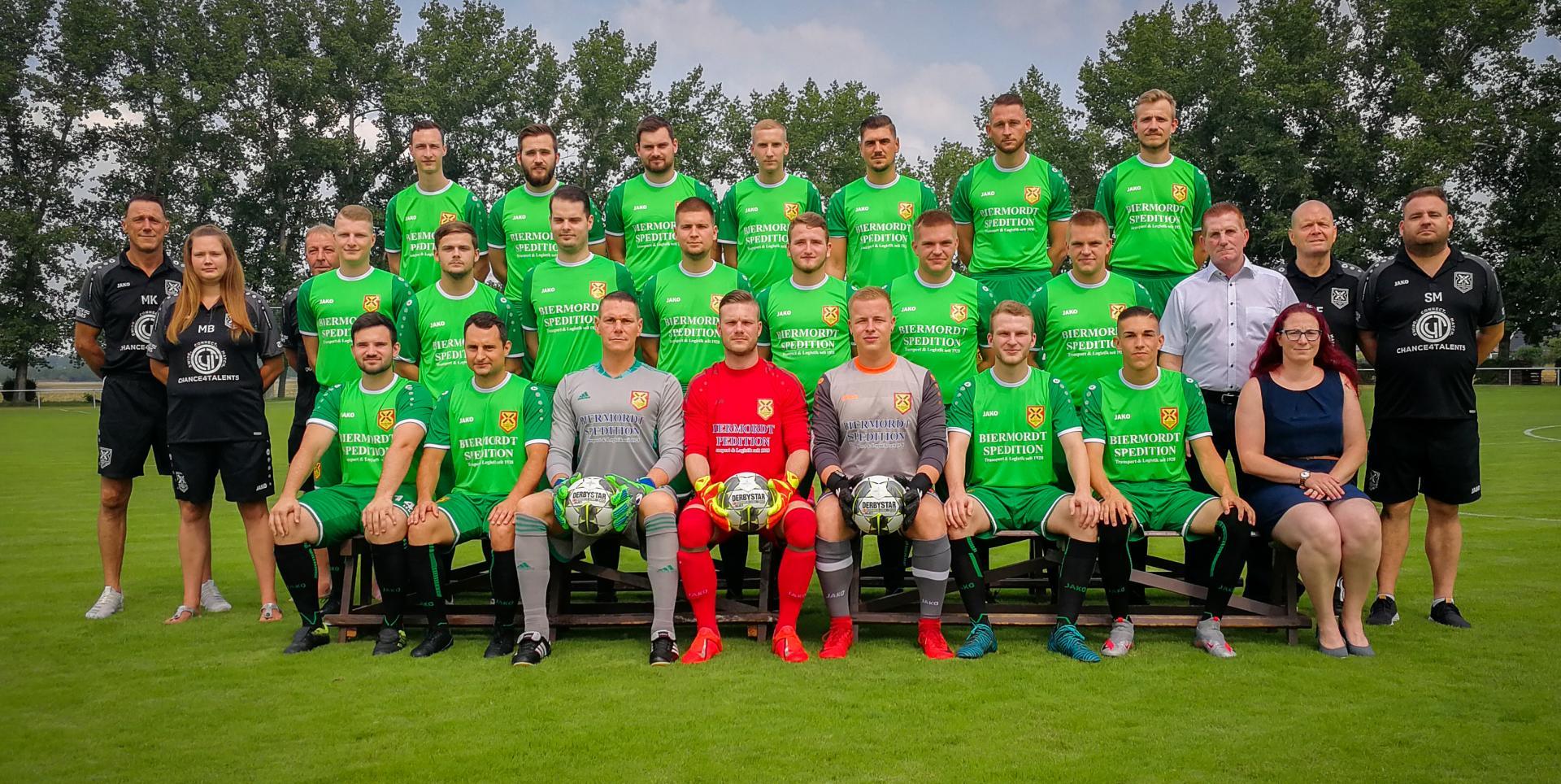 1. Mannschaft Saison 2020/21