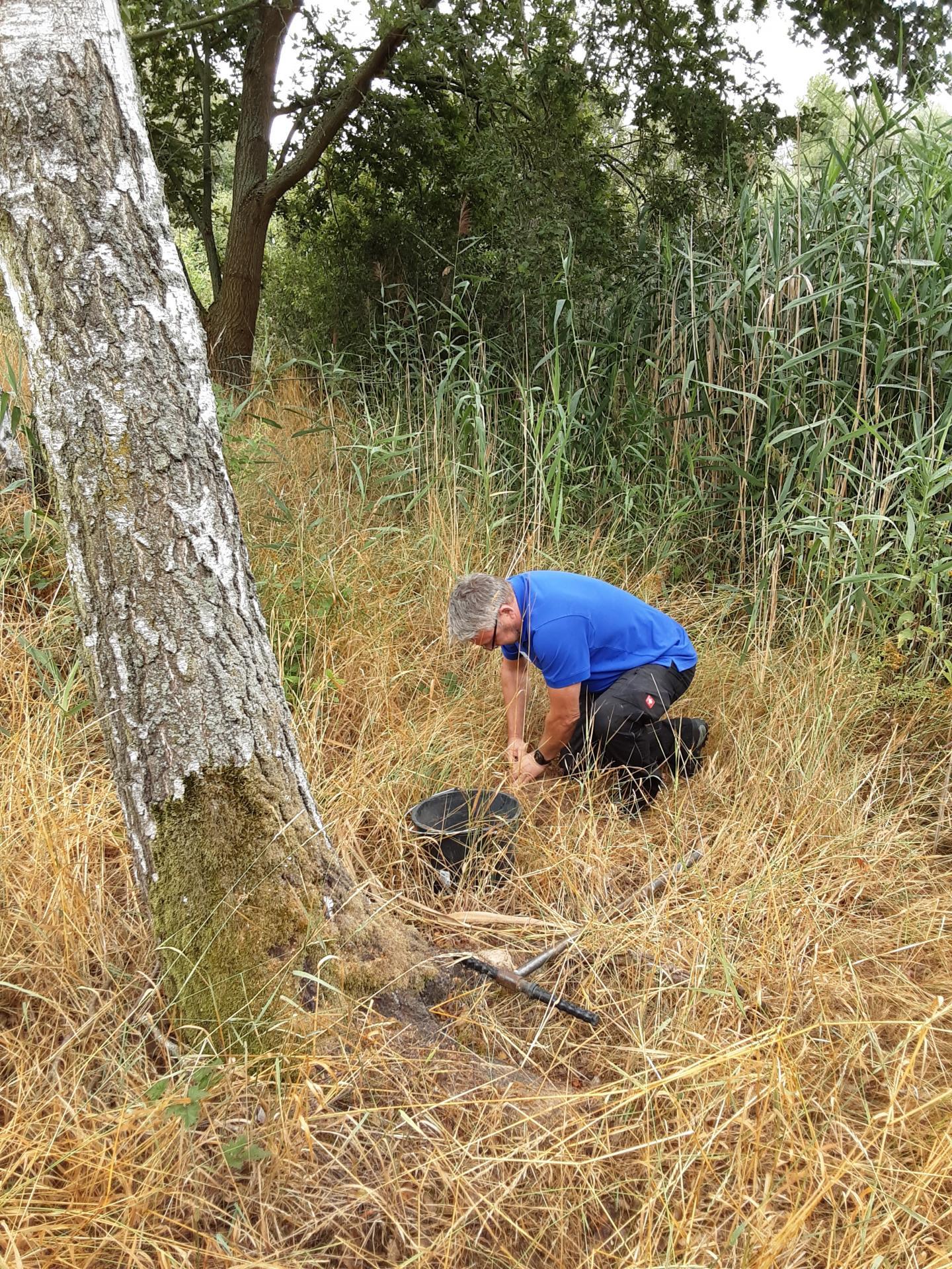 Bodenbeprobung nach LAGA PN 98