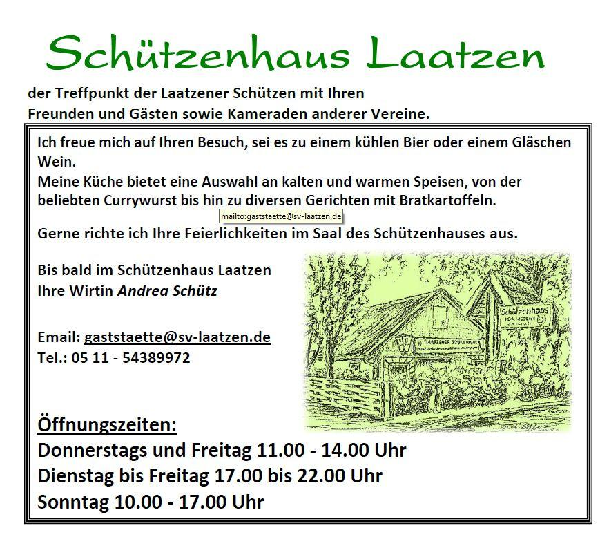 Schützenhaus Laatzen