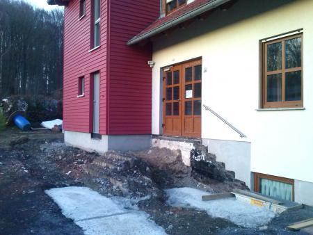 FFW Haus Steinwand