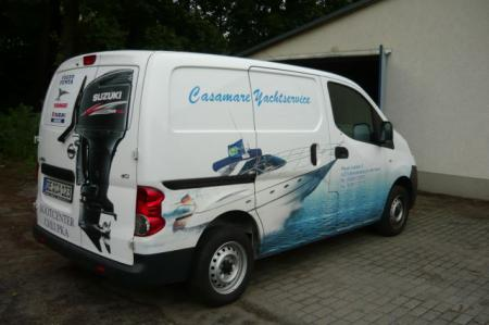 Casamare Transporter