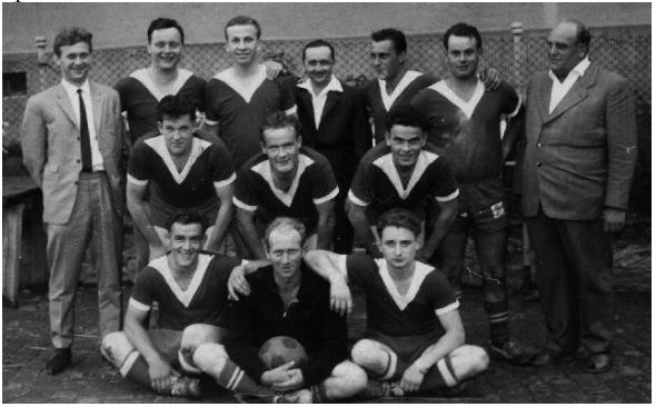 1. Mannschaft 1965