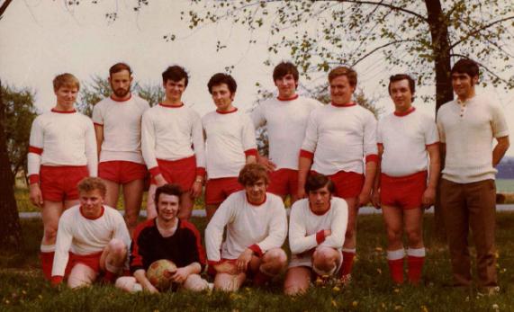 Erster Staffelsieg 1970