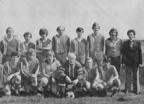 1977 Staffelsieg und Kreismeister