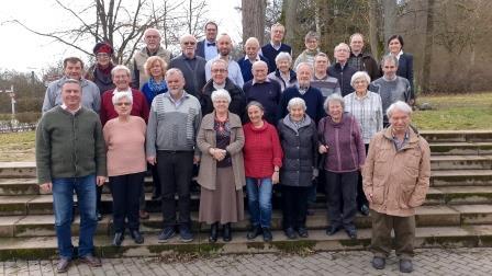 Gruppenfoto 43. Mundarttagung