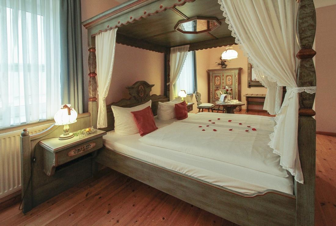 Hochzeitszimmer Burg Hotel