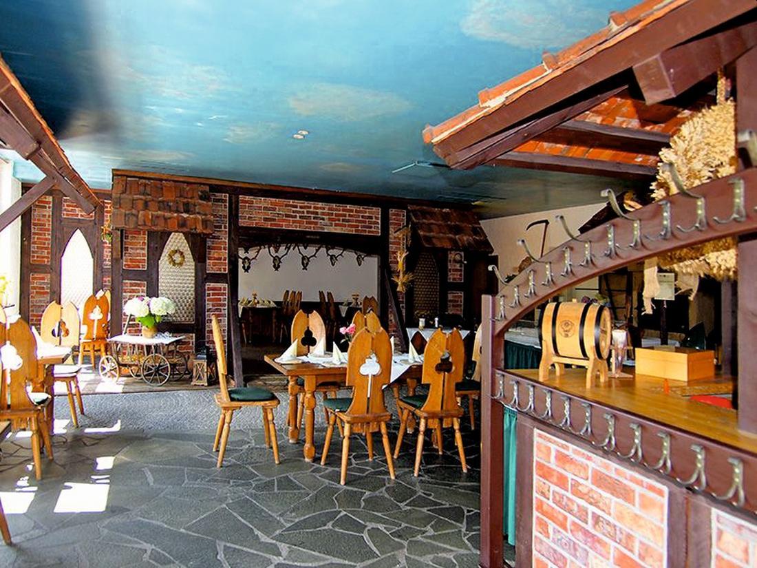 Restaurant Burg Hotel