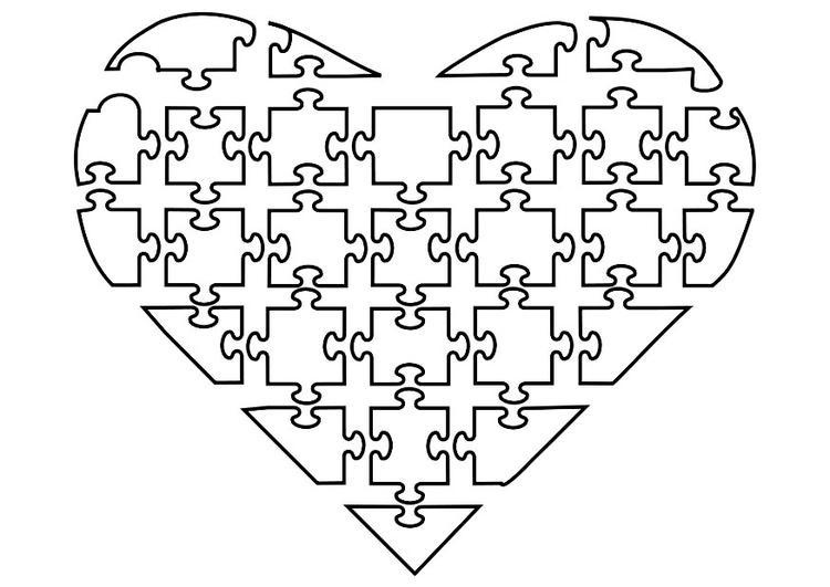 Puzzle_Herz