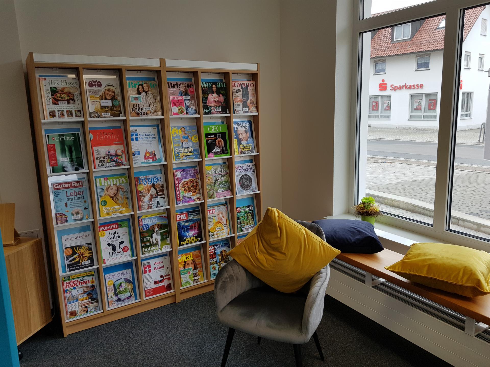 Bücherei Gemeinde Wald 5