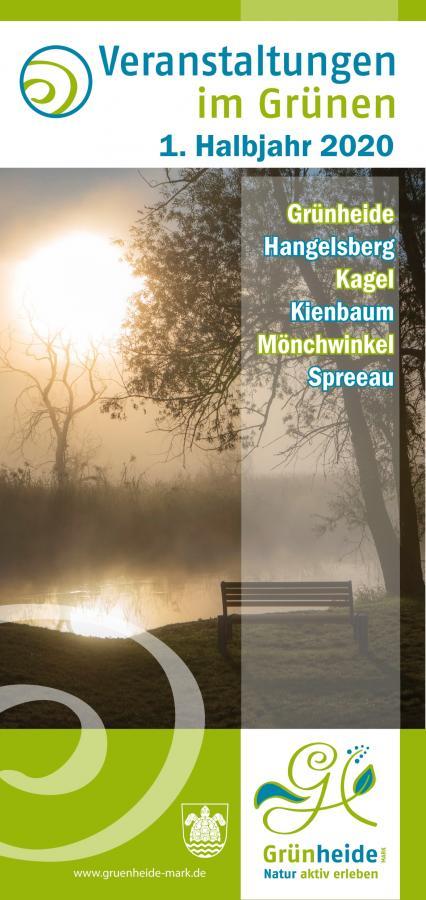 Titelbild Veranstaltungskalender