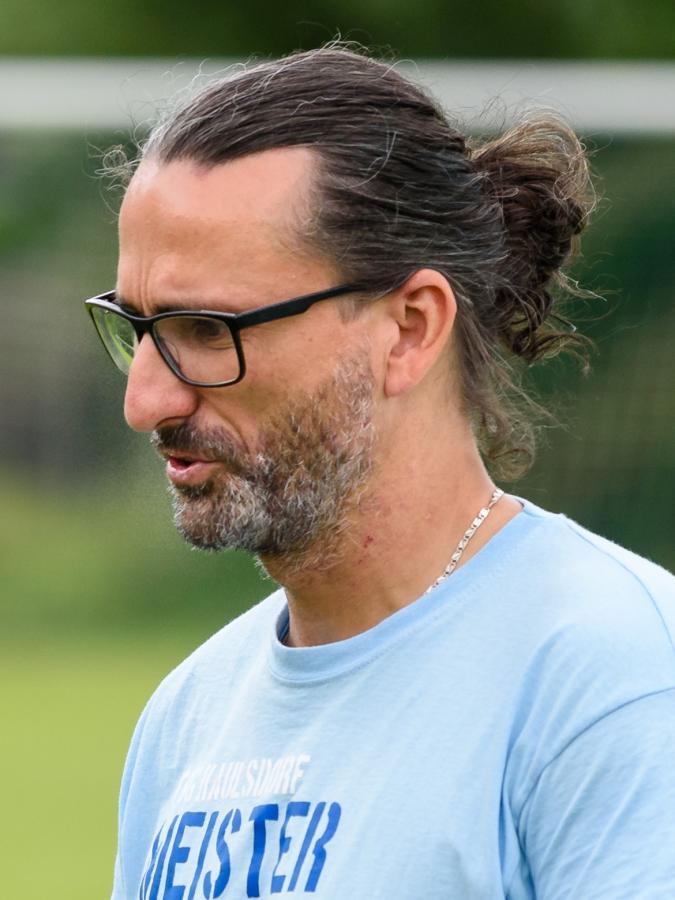 Markus Röppischer Trainer