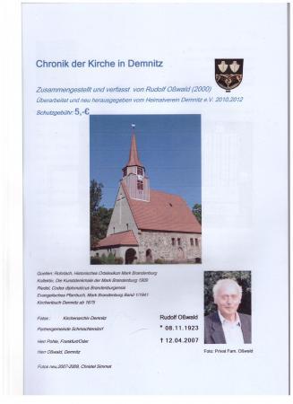 Chronik Demnitz