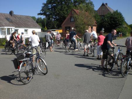 2013 Fahrradtour