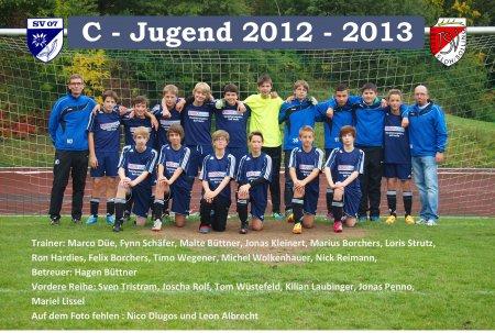 C-Jugend 2012/2013