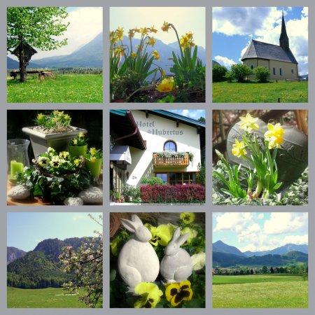 Inzell Urlaub Frühling