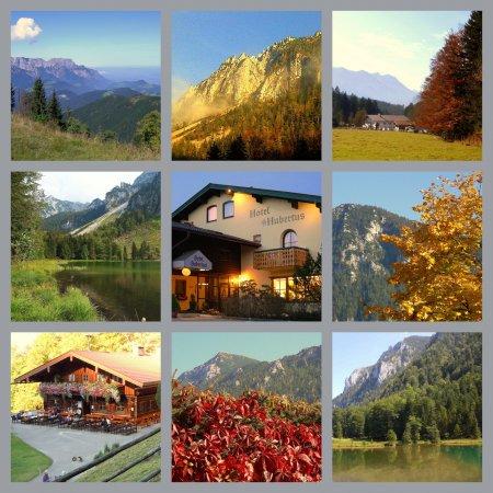 Inzell Herbsturlaub