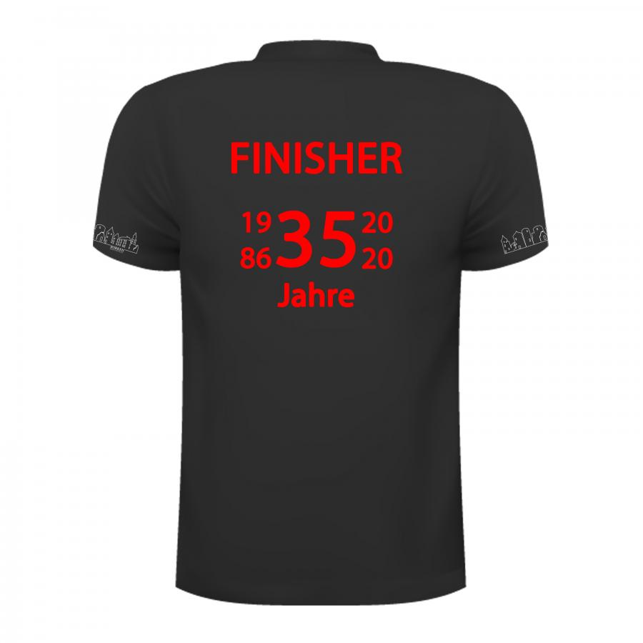 Finisher T-Shirt Rückseite