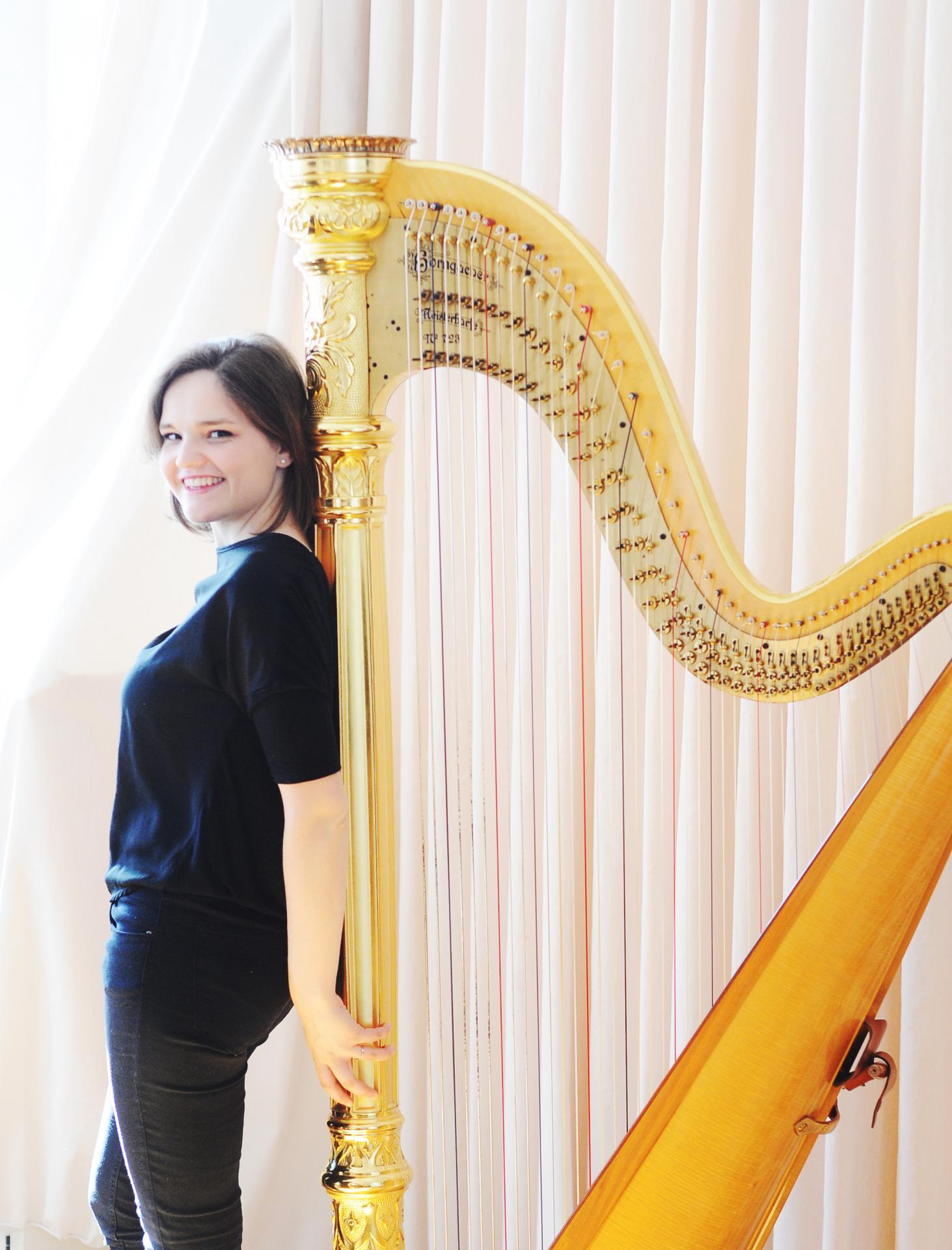 Harfe Jelena Engelhardt 2