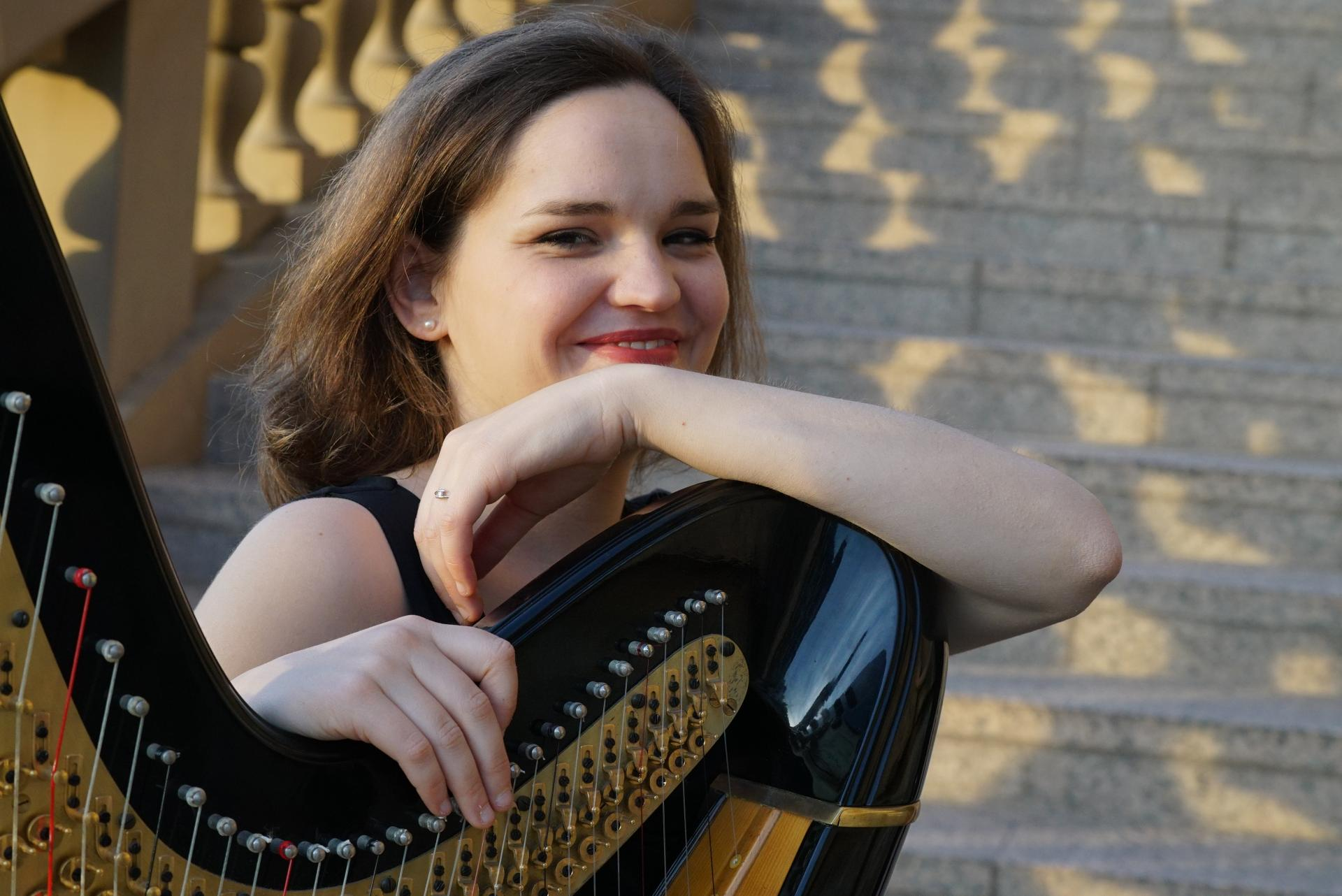 Harfe Jelena Engelhart 1