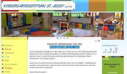 Kindergartenstiftung St. Josef