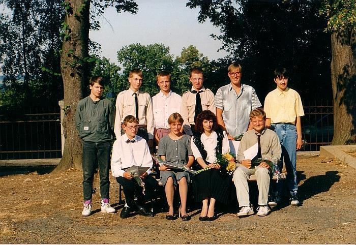 Abschlussklassen ab 1993
