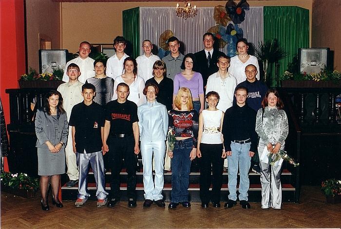 Abschlussklassen ab 2002