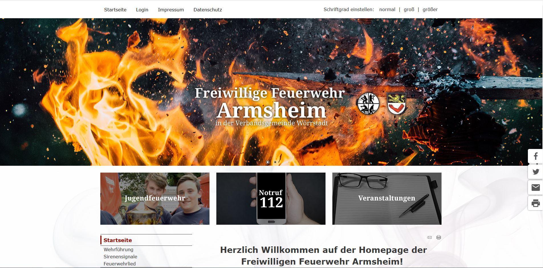 Freiwillige Feuerwehr Arnsheim