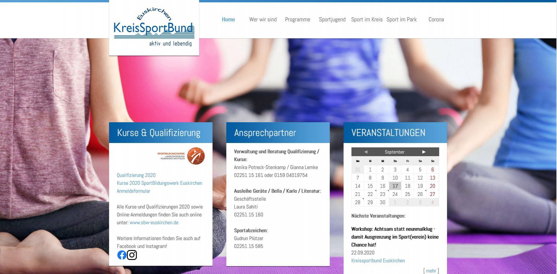 KreisSportBund Euskirchen