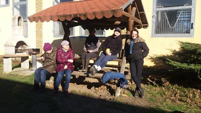 Waage - Gruppe