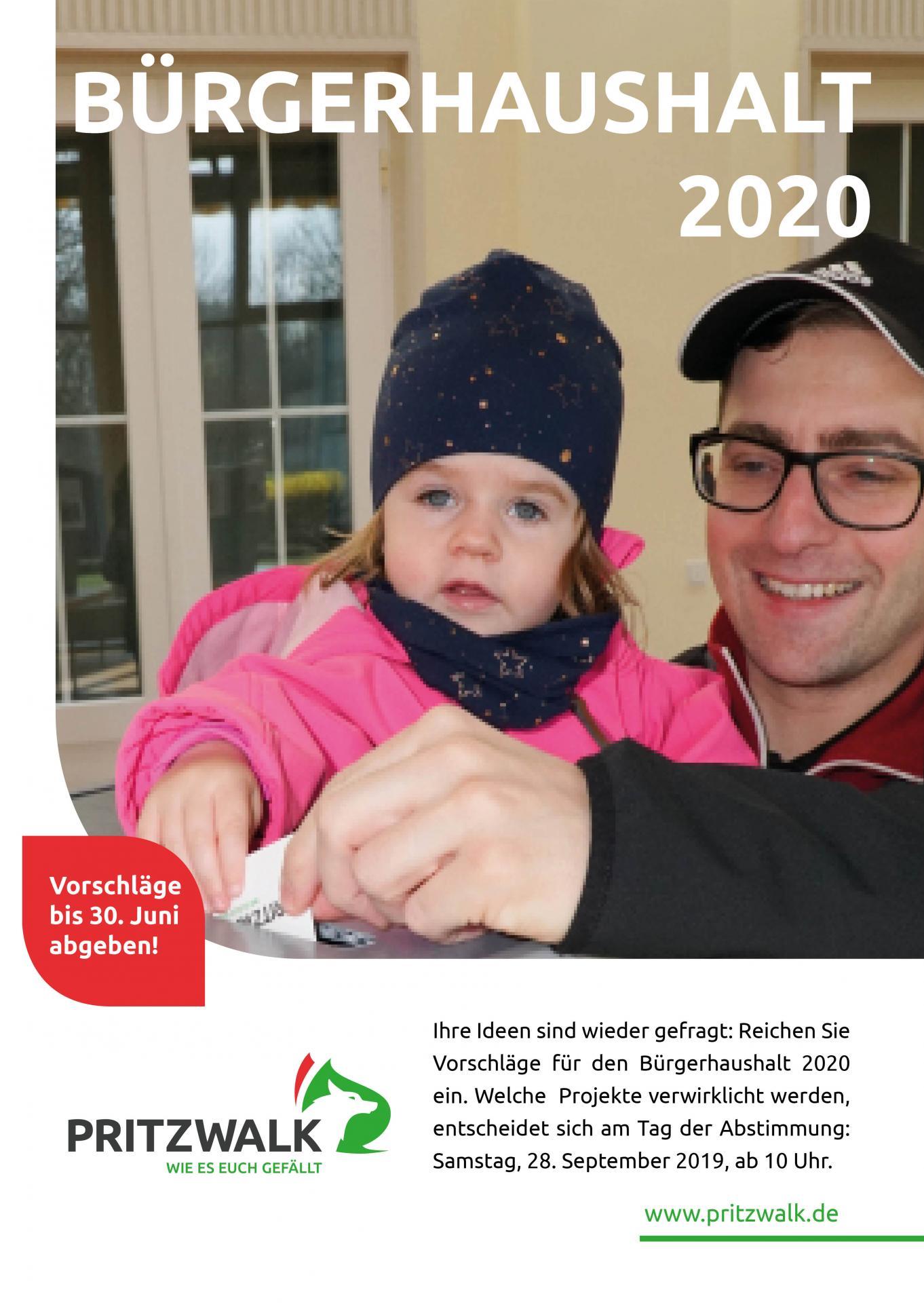 Bürgerhaushalt 2020