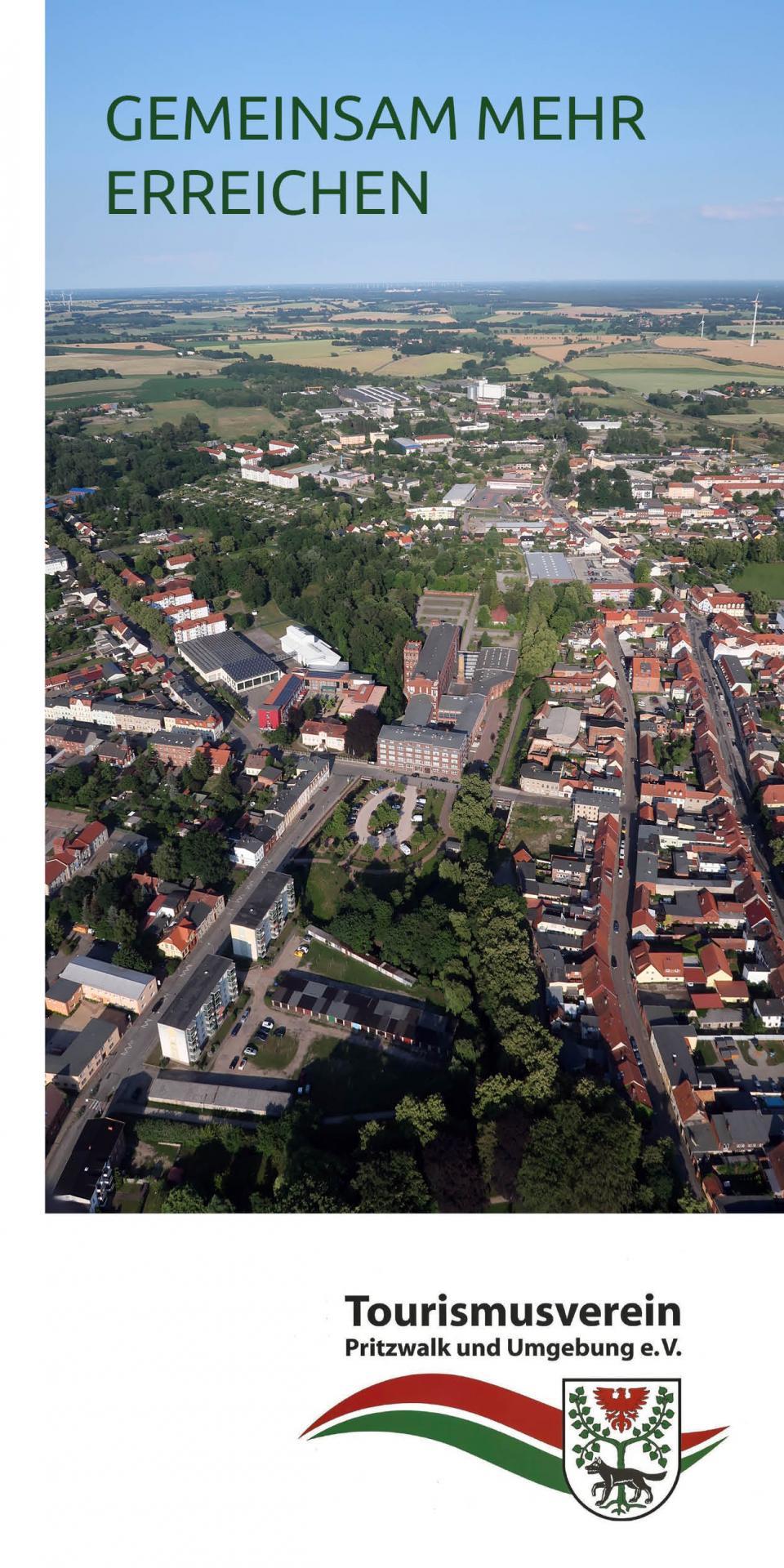 Flyer Tourismusverein