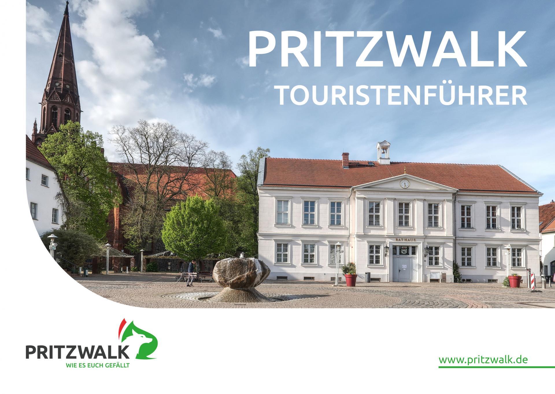 Touristenführer Pritzwalk Ausgabe 08/2021