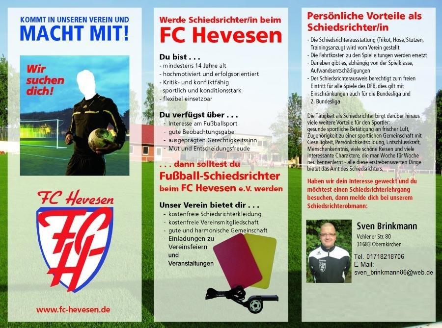 Schiedsrichter Info