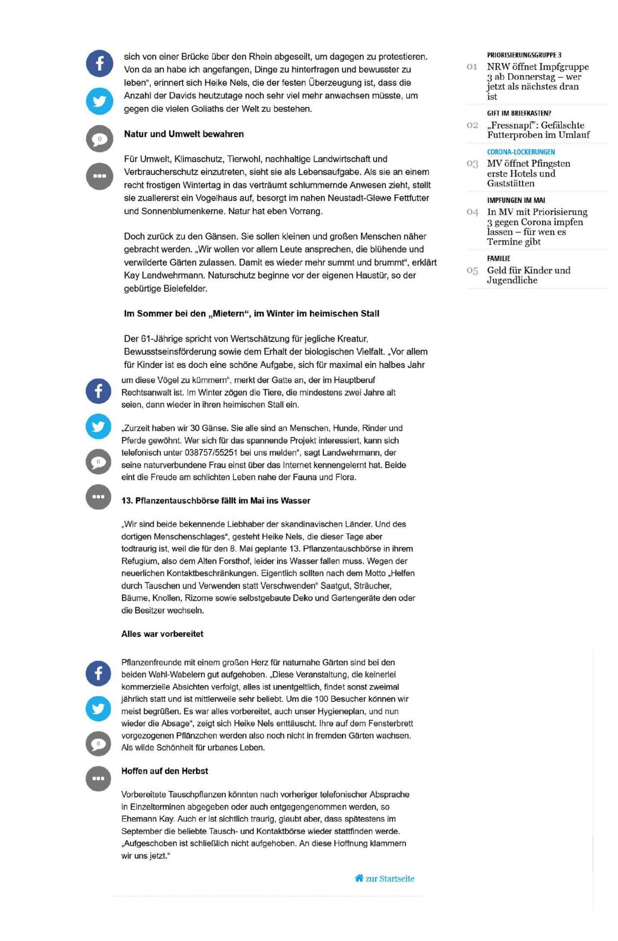 SVZ - Bericht vom 06.05.2021 (S 02)