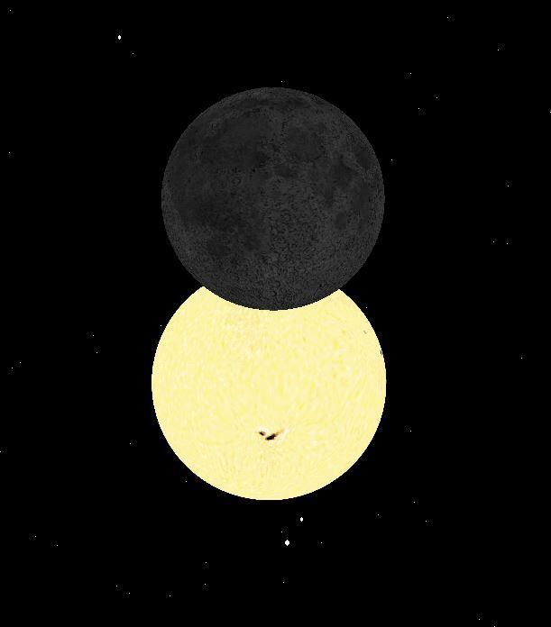 Sonnenfinsternis am 10.06.2021