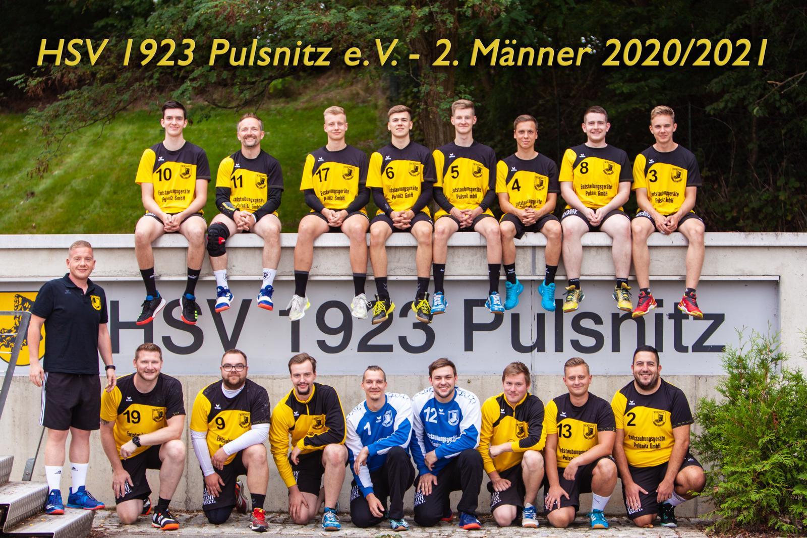 2. Männer 2020-21