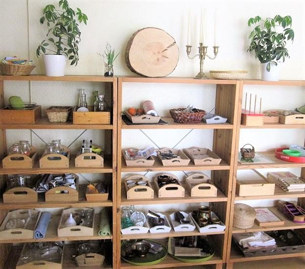 Montessori Gruppenraum