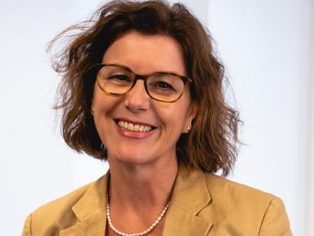 Pia Eckmann, Leitung der Familienberatungsstelle