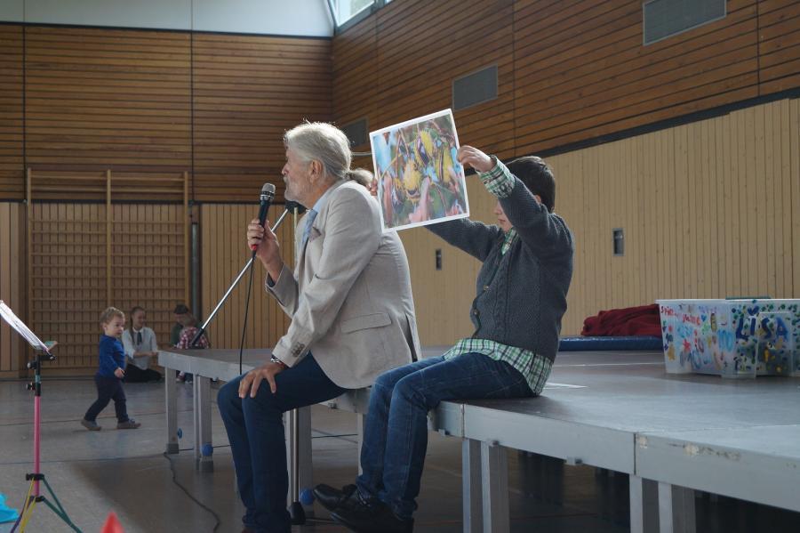 Rede Rektor Wolfgang Rapp 2019