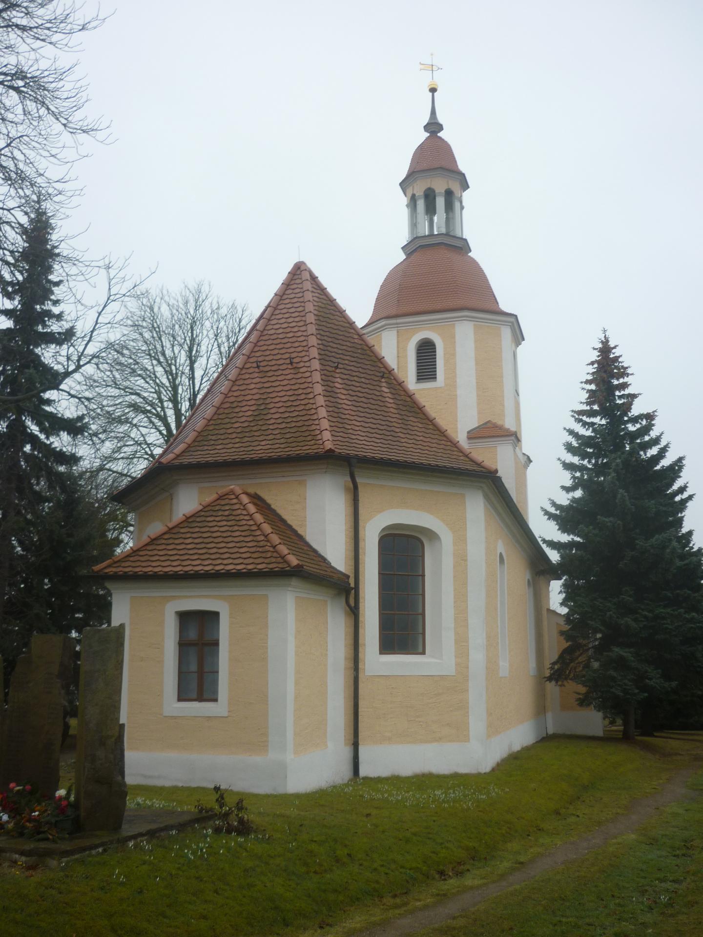Kirche Schöna