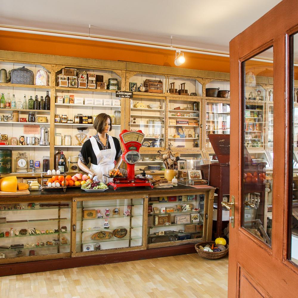 Kolonialwarenladen_Spreewald-Museum Lübbenau Foto_Steffen Rasche
