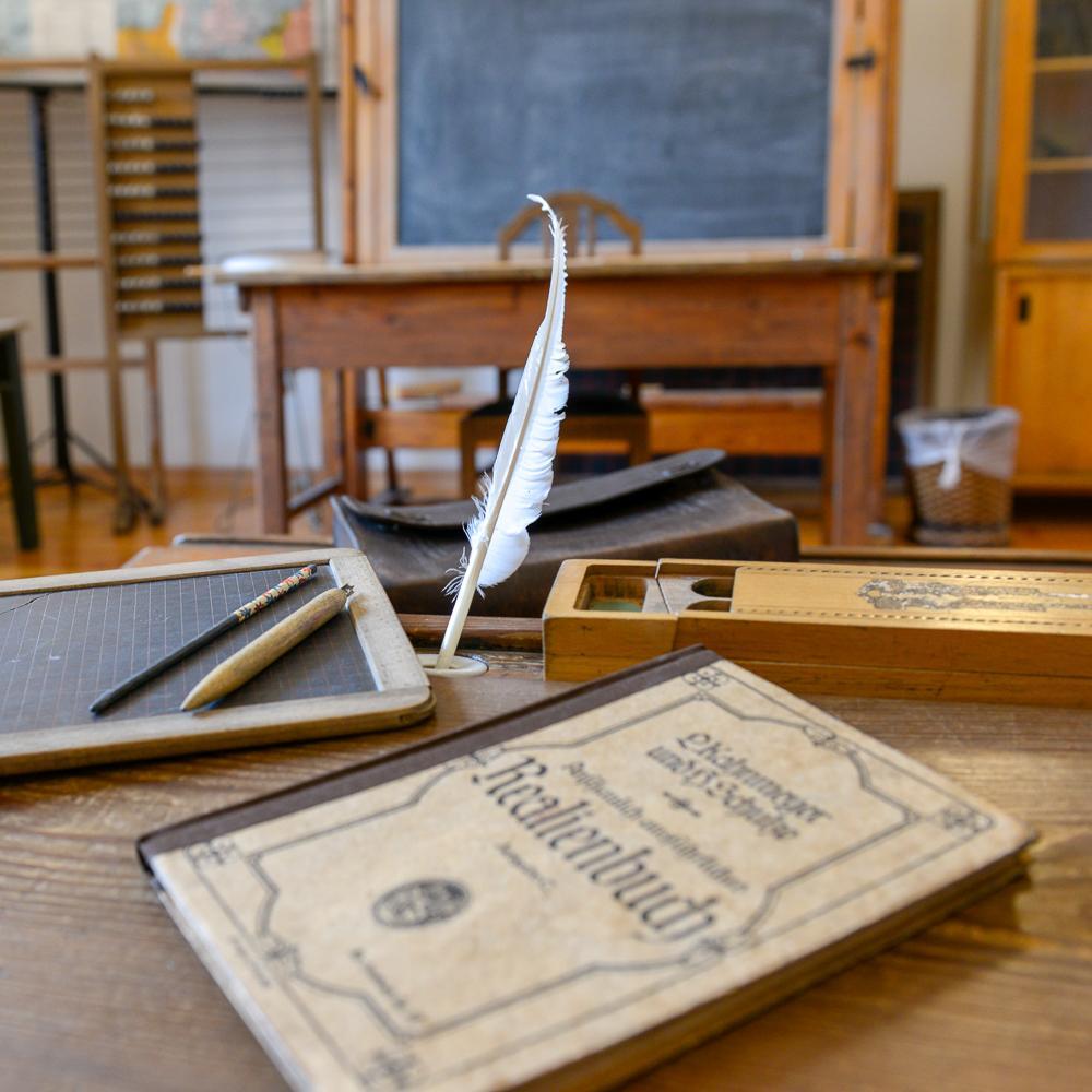 Historisches Klassenzimmer RASCHE FOTOGRAFIE