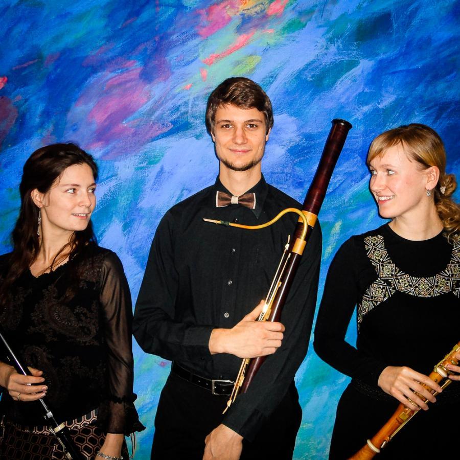 Konzert Ensemble Trifoi Ktot: Künstler