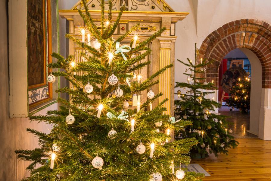 Weihnachten im Schloss 2020 Foto: MuseumOSL